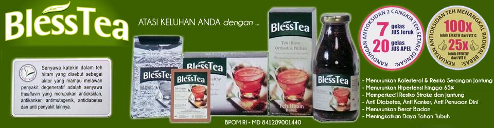 Bless Tea – Teh Hitam – Jakarta Indonesia